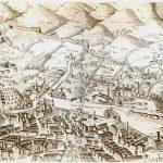 Italy-2-Genoa-Town Plan -F4-64-2