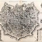 Italy-2-Milan-Town Plan -F4-11