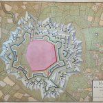 Belgium-Furnes-Town Plan-F14-115