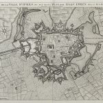 Belgium-Ipres-Town Plan-F14-113