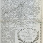 Belgium-Liege-Town Plan-F14-136-4