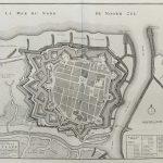 Belgium-Ostende-Town Plan-F14-108