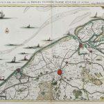 Belgium-Ostende-Town Plan-F14-110
