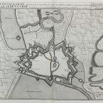 Belgium-Oudenarde-Town Plan-F14-112