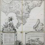 Italy-Corfu-Town Plan--F17-62