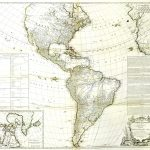 North & South America-D'Anville-1772--F21-1