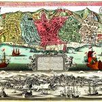Portugal-Lisbon-Town Plan-F6-79