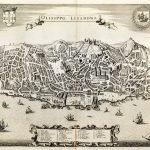 Portugal-Lisbon-Town Plan-F6-80