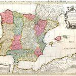 Spain-Portugal-De L'Isle-1701--F6-7