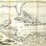 West Indies-Mexico-War Map--F21-11