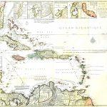 West Indies-War Map--F21-9